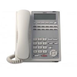 NEC - 1100060 - NEC SL1100 Standard Phone - White - Corded - 1 x Phone Line - Speakerphone - Backlight