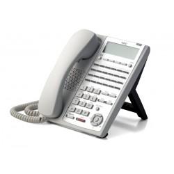 NEC - 1100062 - NEC SL1100 Standard Phone - White - Corded - 1 x Phone Line - Speakerphone - Backlight