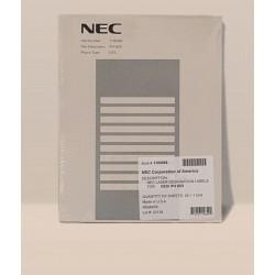 NEC - 1100068 - Sl1100 Desi Dss (pkg 25)