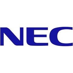 NEC - Q24-FR000000127820 - NEC Phone Label - Black - 25