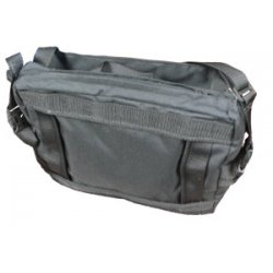 Nimbustote - NimbusTote-300 - Salero Carrying Case (Tote) for iPad - Black - 9.5 Height x 13 Width x 4 Depth