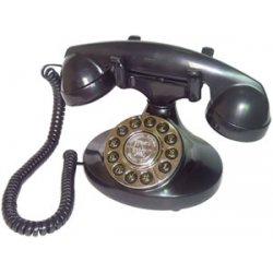 Paramount Phones - ALEXIS-BK - Alexis 1922 Decorator Phone BLACK