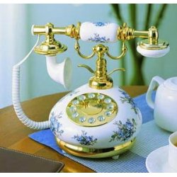 Golden Eagle - PORCELAIN-BLUE - 9005HT Blue Delft White Porcelain phone