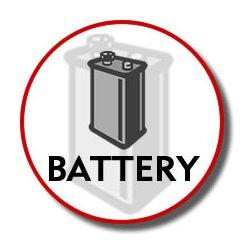 Polycom - 2WBATTERY - 2200-07804-002 24HR Battery 2W