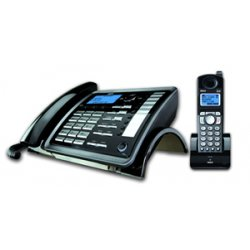 Telefield - 25255RE2 - 2-Line Corded/Cordless Speakerphone, ITAD