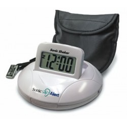 Sonic Bomb - SBP100 - Sonic Bomb Travel Alarm Clock