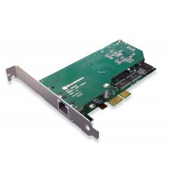 Sangoma - SGM-A101DE - Sangoma 1-Port T1/E1/J1 PCIe EC/HW