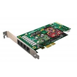 Sangoma - SGM-A200BRMDE - Sangoma A200 PCIe Base Analog Card EC/HW