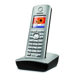 Siemens - S45 - Gigaset The Stylish Handset with Extra Convenience - Cordless - 13 Hour Battery Talk Time