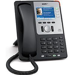snom - 2346 - Snom 821 IP Phone - VoIP - Caller ID - USB - PoE Ports