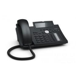 snom - D345 - 12 Line Gigabit BW Disp SIP Phone 4260