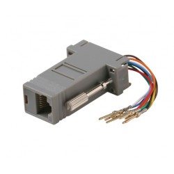 Steren Electronics - 504-209 - D-Sub Modular Adapter DE9 Male
