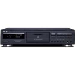 Tascam / TEAC - CD-RW890MK2-B - Teac CD-RW890MKII CD Player/Recorder - CD-RW - CD-DA Playback - 1 Disc(s) - 32 Programmable Track(s) - Black