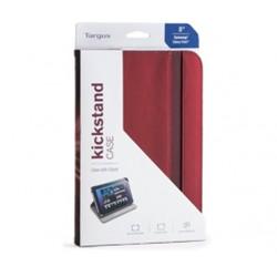 Targus - THZ20002US - Targus Kickstand THZ20002US Carrying Case (Bi-fold) for 10 Smartphone, Tablet - Crimson, Red - Polyurethane, MicroFiber Interior - 10.5 Height x 7.5 Width x 0.7 Depth