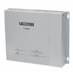 Valcom - V-2006AHF - Page Controls, 6-zone, Talk- Back W/ Power