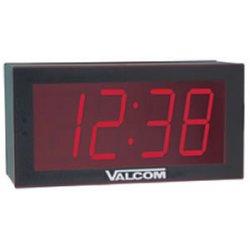 Valcom - V-D2440 - 4 Digital Clock 24volt