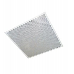Valcom - S-522B-2 - CLARITY: 2' x 2' Lay-In Ceiling Speaker w/ Backbox (Sold in multiples of 2)