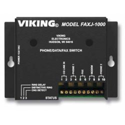 Viking - FAXJ1000 - FaxJack Phone / Fax / Data Switch