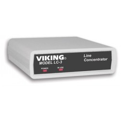Viking - LC-3 - Line Concentrator F/ 3 Phones
