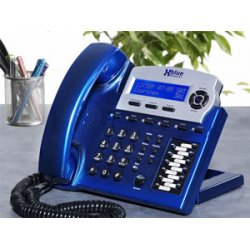 XBlue Networks - XB1670-92 - XBlue X16 IP Phone - 6 x Total Line - VoIP - Caller ID