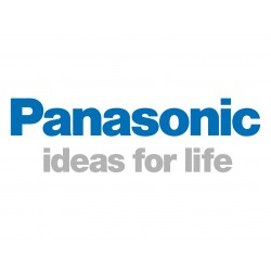 Panasonic - DQTU33G - Panasonic Black Toner Cartridge - Laser - 33000 Page - Black