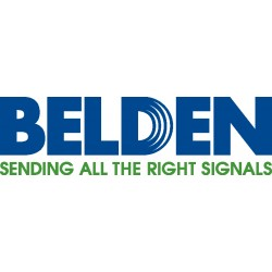 Belden / Cdt - 1077a 0107500 - (priced Per Thousand Feet) 20-8p Str Bc Pvc Ind+o/a Shd Pvc Jkt 105c 300v Blk/wht#s Ul Pltc Or Itc