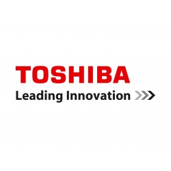 Toshiba - FBK1609-92-C - Toshiba FBK1609-92-C Ceiling Kit with Clear Dome - Aluminum - White