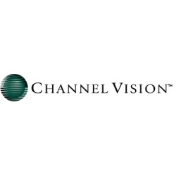 "Channel Vision - DP-0302A - Satin Nickel finish - 1/4"" solid brass door plate with black metal screen, waterproof mylar speaker 8ohm, 0.2 watt gasket included"