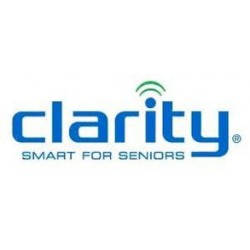 Clarity - PTT-K-M BLACK - Push To Talk Handset