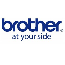 Brother International - LB3668W3 - Premium Fanfold Letter Size Paper With 3 Hole Punch 1000 Sheets Per Pack