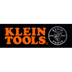 Klein Tools - 5145 - Tool Pch, Leather, 3 Pkts, Tunnel Loop