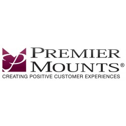 Premier Mounts - SPI-PROW - Premier Mounts SPI-PROW Ceiling Mount for Projector - 45 lb Load Capacity