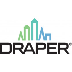 Draper - 101183CB - Premier Screen, 11 Ntsc, Rear