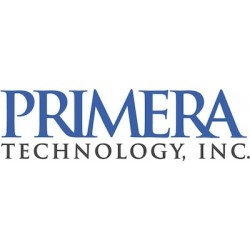 Primera Technology - 075992 - Primera TuffCoat Extreme Matte Thermal Label - Permanent Adhesive - 3 Width x 2 1/2 Length - Rectangle - 3 Core - Inkjet - Bright White - BOPP - 914 / Roll