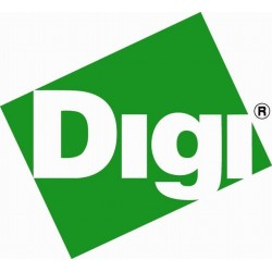 Digi International - 76000670 - Digi DB25 Modem Adapter - RJ-45 Male, DB-25 Male
