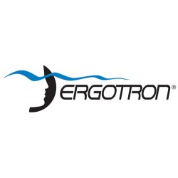 Ergotron - 20-137-200 - Ergotron DS100 Pole - Black