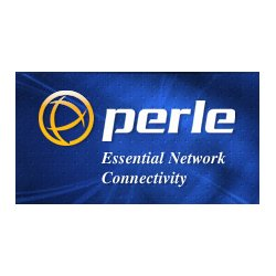 Perle Systems - 04031250 - Perle IOLAN RJ45F to DB25M (DTE) Crossover Adapter - 8 Pack - 1 x RJ-45 Female - 1 x DB-25 Male - Black