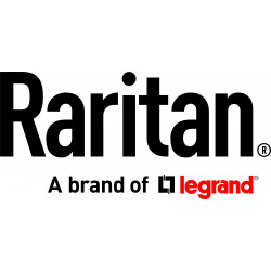Raritan - DPXR8-20L - Raritan Dominion PX DPXR8-20L 8-Outlet Power Distribution Unit - 8 x NEMA 5-15R - Network (RJ-45) - 1U - Rack-mountable