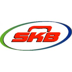SKB Cases - SG-291814-8NB - SKB SG-291814-8NB Shipping Case with Pull Handle & Wheels - 8 x Notebook - For Notebook