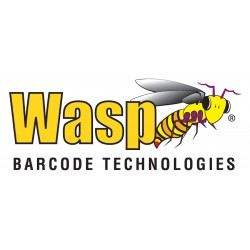 Wasp Barcode - 633808403102 - Wasp Thermal Transfer - Labels - 1 in x 4 in 27600 pcs. ( 12 roll(s) x 2300 )