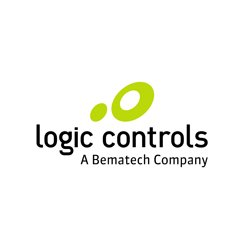 Logic Controls - TD3090-BK - Tabletop Display 5mm 2x20 Parallel Pass-thru - Black