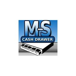 MS Cash Drawer - E323425 - M-S Cash Drawer Mounting Bracket for Flat Panel Display - 15 Screen Support