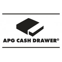 APG Cash Drawer - VPK-27B-13-BX - APG Cash Drawer Mounting Bracket for Cash Drawer