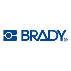 Brady - 131600 - Bmp51 / Bmp53 / Bmp41 Nylon Cloth Label Maker Cartridge
