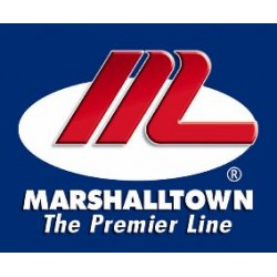 Marshalltown Trowel - 14288 - 188ssd 8x6 Stainless Steel Edger Straight Ends