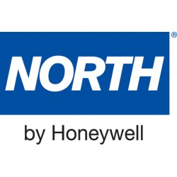 North Safety / Honeywell - T57505BLBLM - Tornado Safety Glasses Blue/gry Blue Mirror Lens
