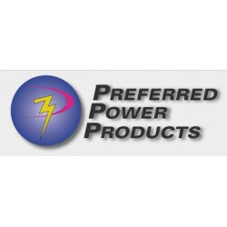 Preferred Power - P3AC24-4-12 - Preferred Power Products P3AC24-4-12 AC Power Supply - 110 V AC Input Voltage - 300 W