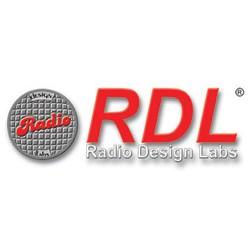 Radio Design Labs (RDL) - DS-AVM4 - A/ V Decora Jack Panel Db15 Phn