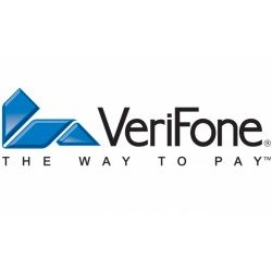 Verifone - P070-001-10 - Verifone, Cr600, Blue, Gray Check Reader(req Cable)