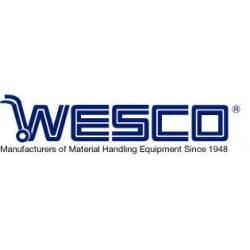 Wesco Industrial - 150589 - Wheel, 10 In Semi-Pneumatic